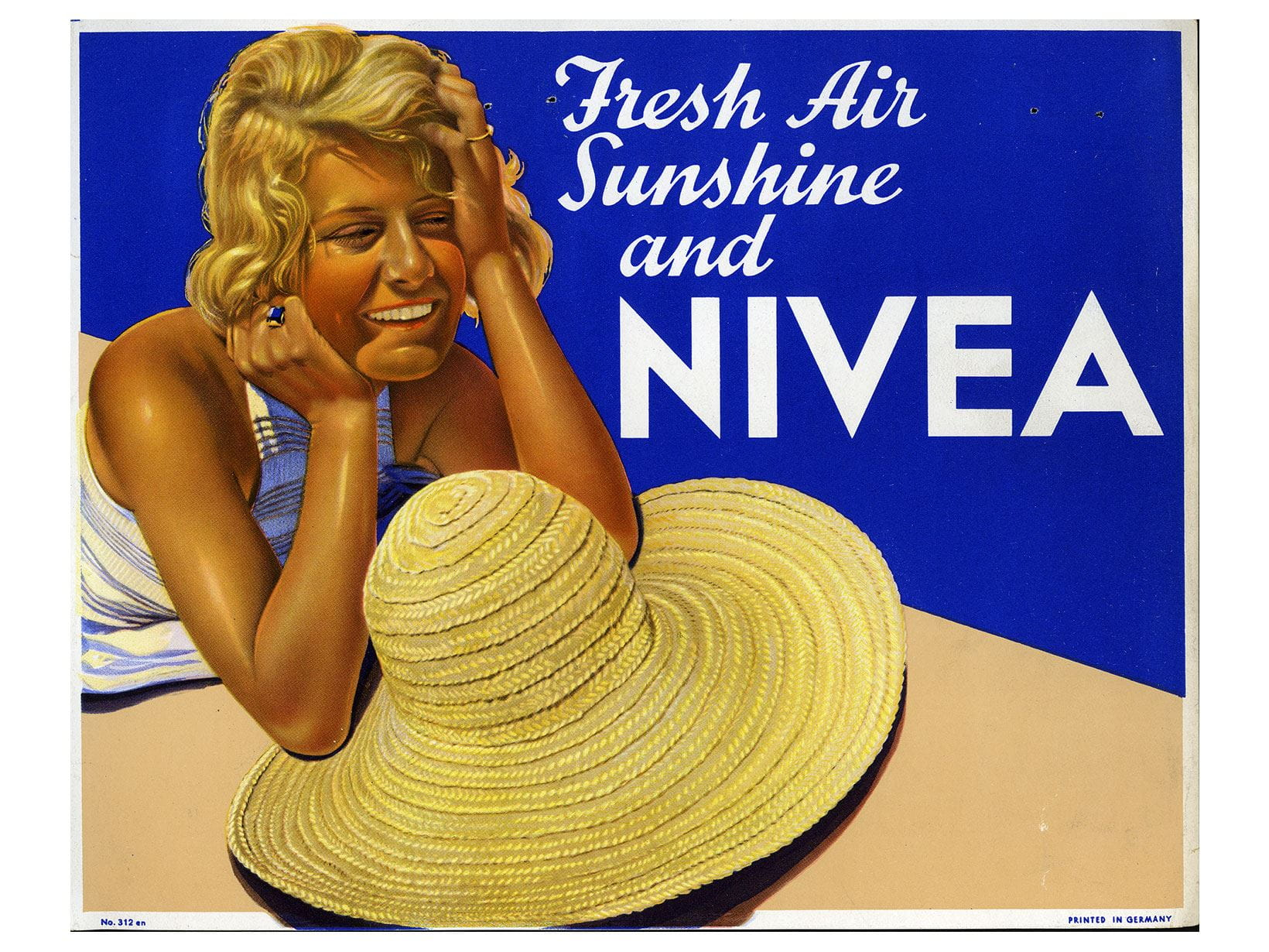 NIVEA International 1934