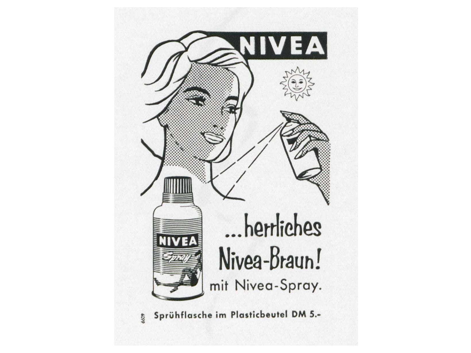 NIVEA Spray 1959