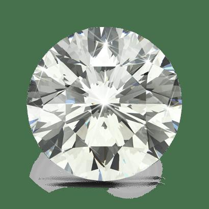 diamantové částečky